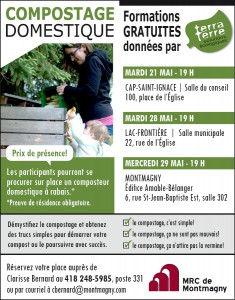Compostage formations 2019